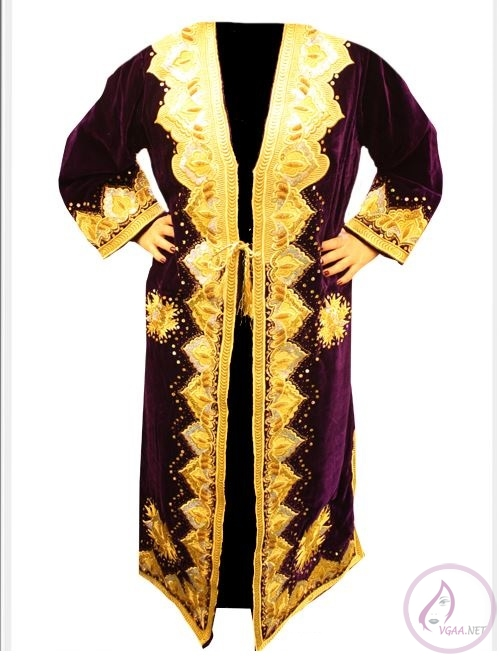 Mor Bindallı ve Kaftan