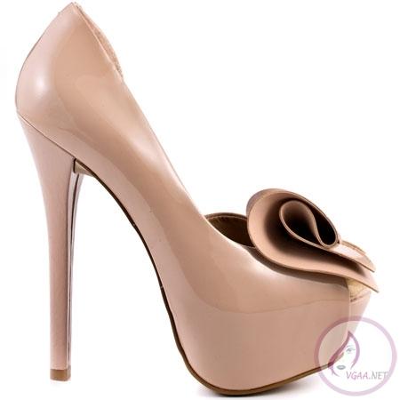 Rugan Yüksek Topuklu Ayakkabı Modelleri