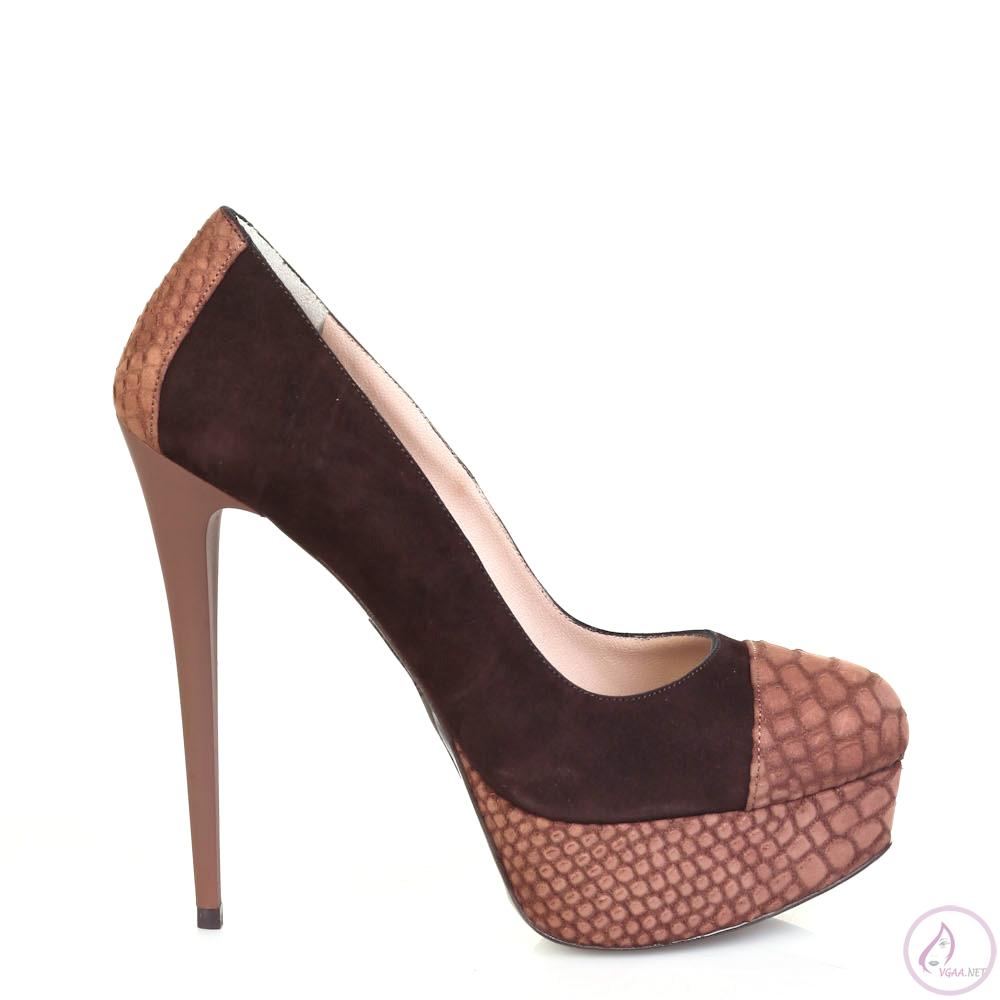 2014 Topuklu Abiye Ayakkabı Modelleri