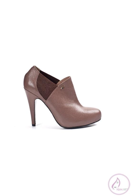 Topuklu Kısa Çizme Modelleri