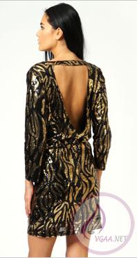 Pullu Abiye Elbise Modelleri 2014