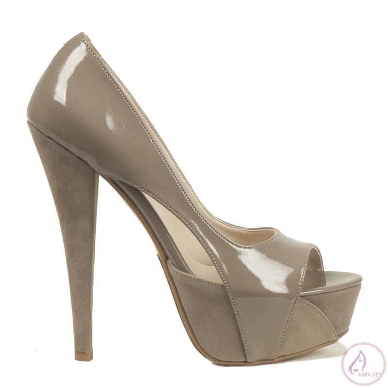 Platform Topuklu Ayakkabı Modelleri