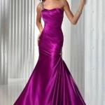 2014 Balık etek abiye elbise modelleri