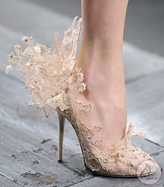 2014 Topuklu Abiye Ayakkabı