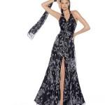 Yırtmaçlı Uzun Elbise Modelleri