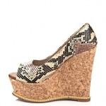 Platform Dolgu Topuklu Ayakkabı Modelleri