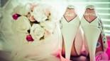 Gelinlik Ayakkabısı Modelleri 2014
