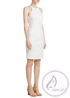 Mango Elbise Modelleri 2014-1