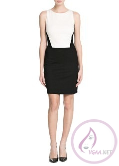 Mango Elbise Modelleri 2014-10