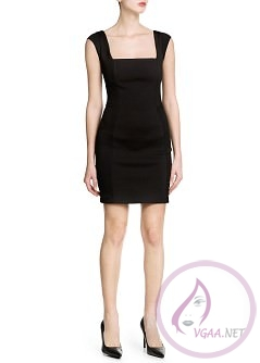 Mango Elbise Modelleri 2014-12