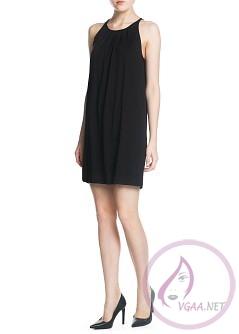 Mango Elbise Modelleri 2014-13