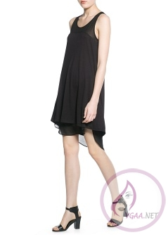 Mango Elbise Modelleri 2014-16