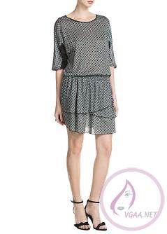 Mango Elbise Modelleri 2014-20