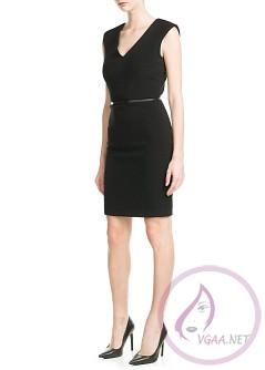 Mango Elbise Modelleri 2014-21