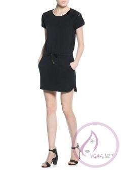 Mango Elbise Modelleri 2014-23