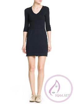 Mango Elbise Modelleri 2014-25