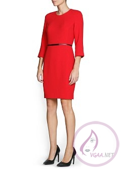 Mango Elbise Modelleri 2014-27