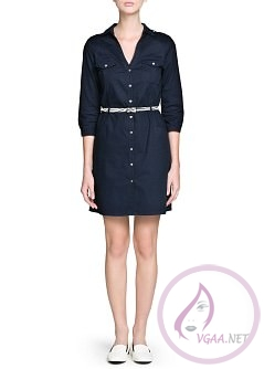 Mango Elbise Modelleri 2014-29