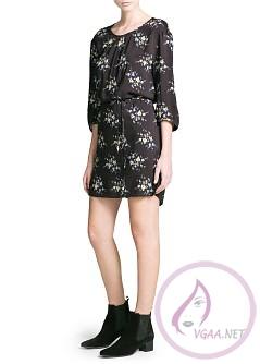 Mango Elbise Modelleri 2014-3