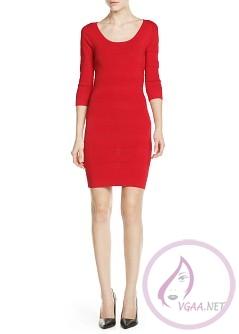 Mango Elbise Modelleri 2014-30