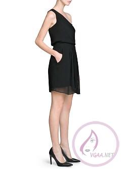 Mango Elbise Modelleri 2014-32