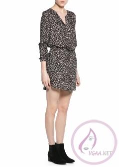 Mango Elbise Modelleri 2014-4