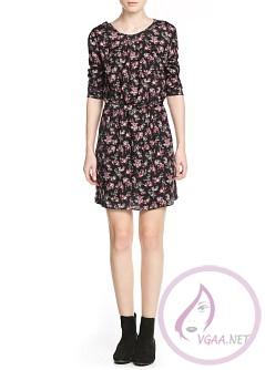Mango Elbise Modelleri 2014-5