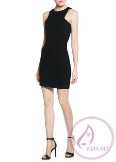 Mango Elbise Modelleri 2014-7