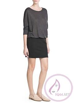 Mango Elbise Modelleri 2014-8