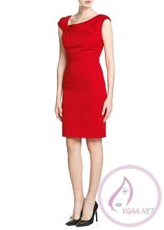 Mango Elbise Modelleri 2014-9