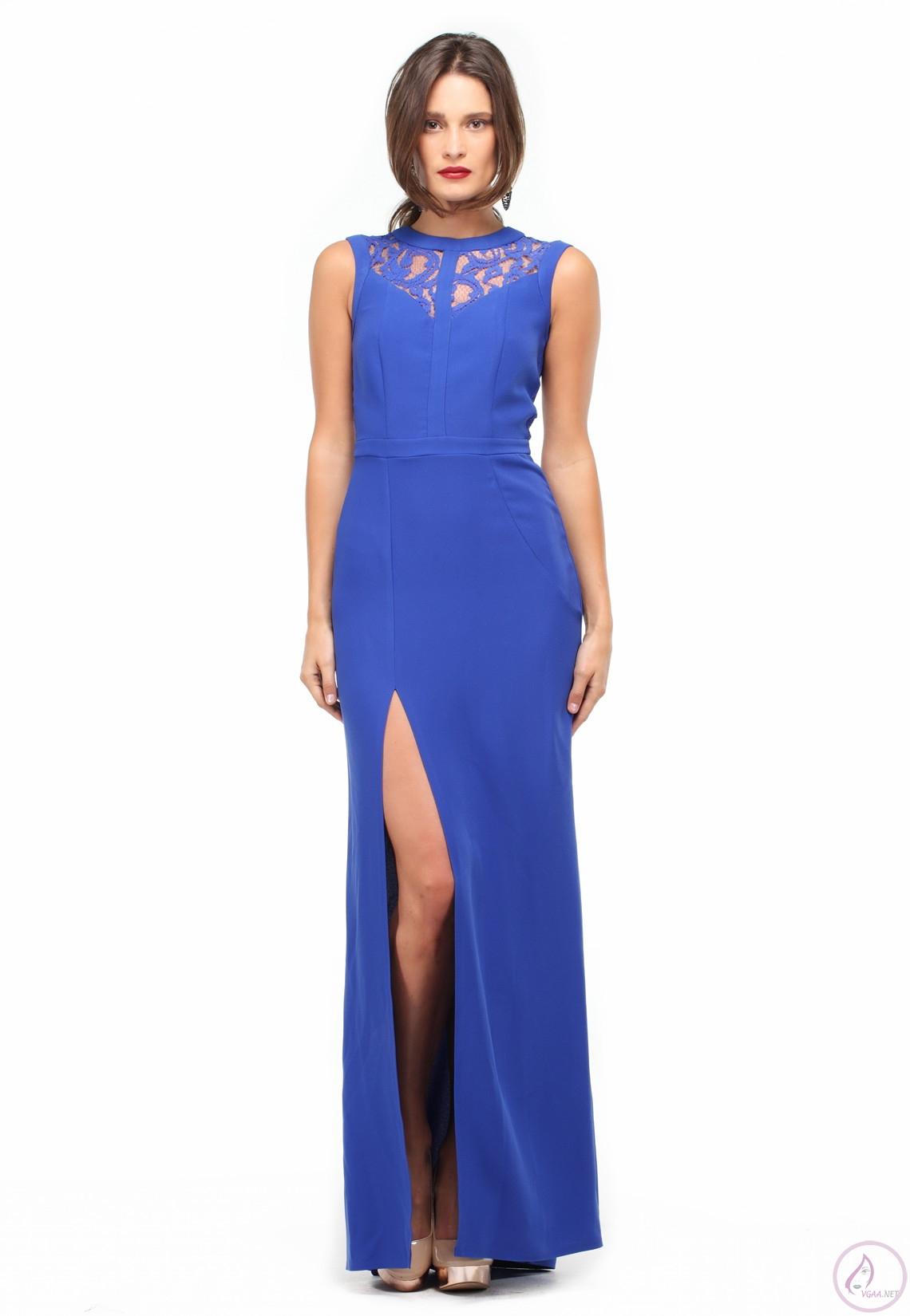 Mavi-düz-sade-2013-Adil-Abiye-Elbise-Modelleri