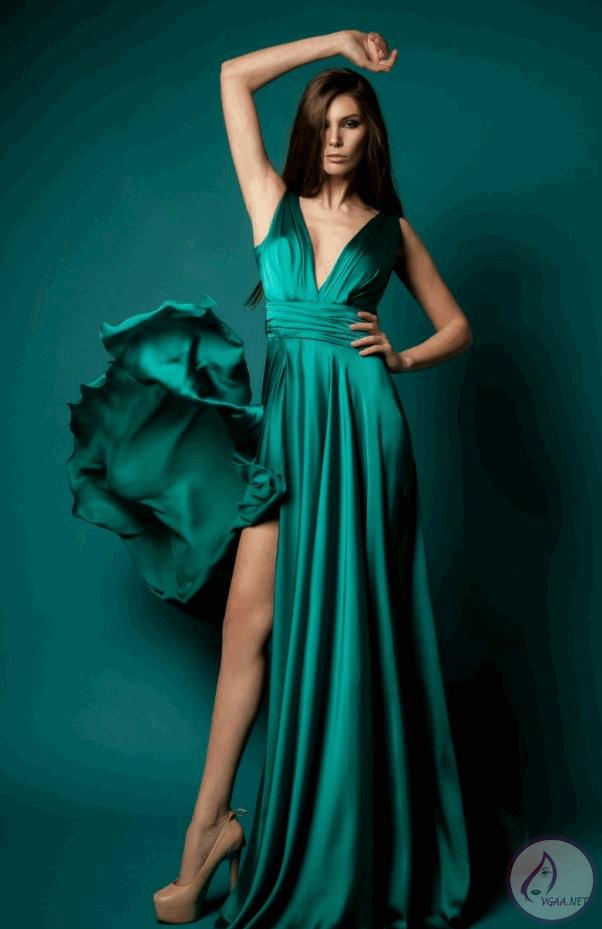Yırtmaçlı-Uzun-abiye-elbise-modelleri-2014