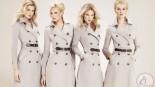 Kadınların Vazgeçilmezi Trençkot Modelleri 2014