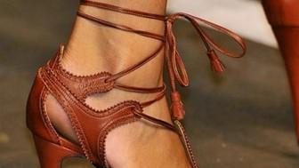 2014 Yazlık Atkılı Ayakkabı Modelleri