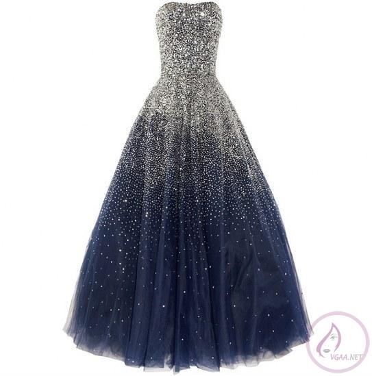 Marchesa-Couture-Straplez-2014-Uzun-Mezuniyet-Elbise-Modelleri