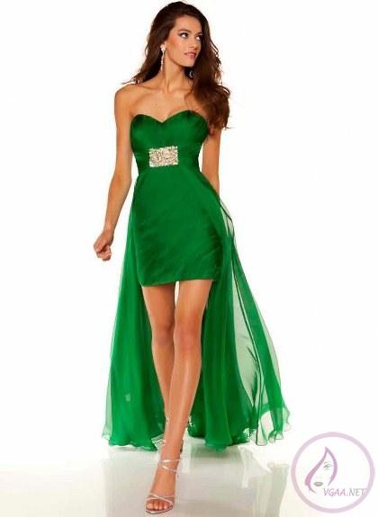 Mini-Etekli-Nişan-Elbisesi-Modelleri