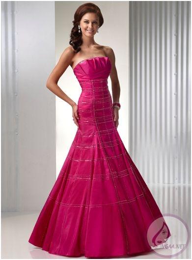 Pembe-Nişan-Elbisesi-Çeşitleri
