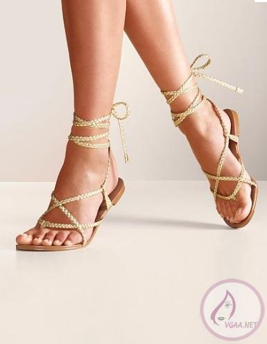 bayan-yazlık-ayakkabı-modelleri