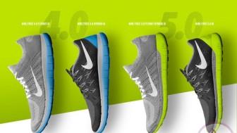 Nike Free 2014 Koleksiyonu Mutlaka Görmelisiniz