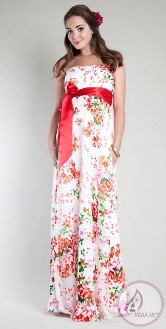 uzun-çiçekli-hamile-elbiseleri