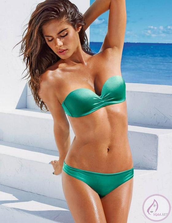 saten renkli bikini modelleri